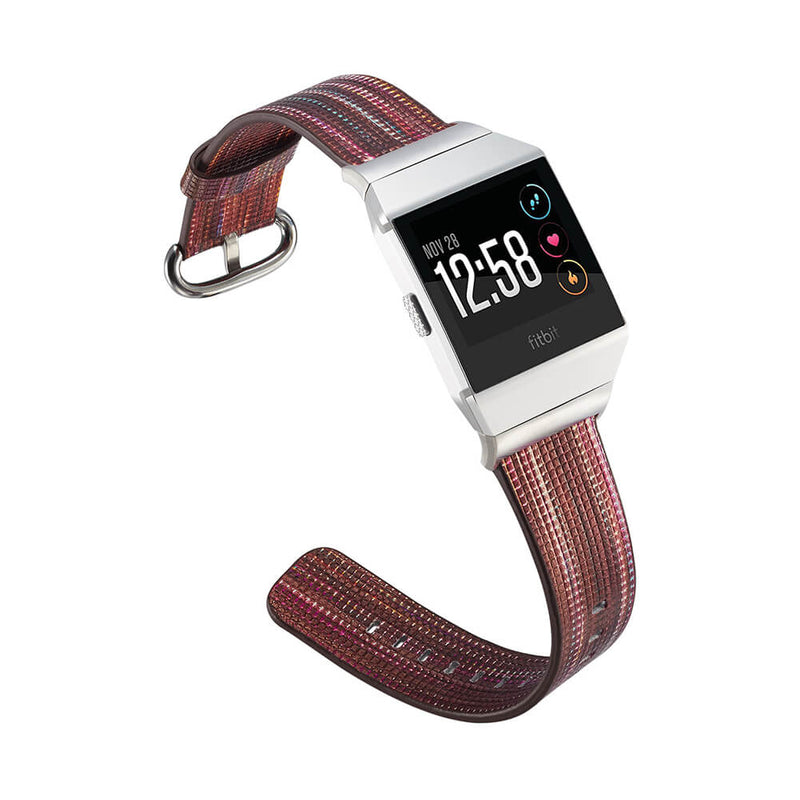 Genuine Leather Straps Replacement for Fitbit Ionic - BandGet
