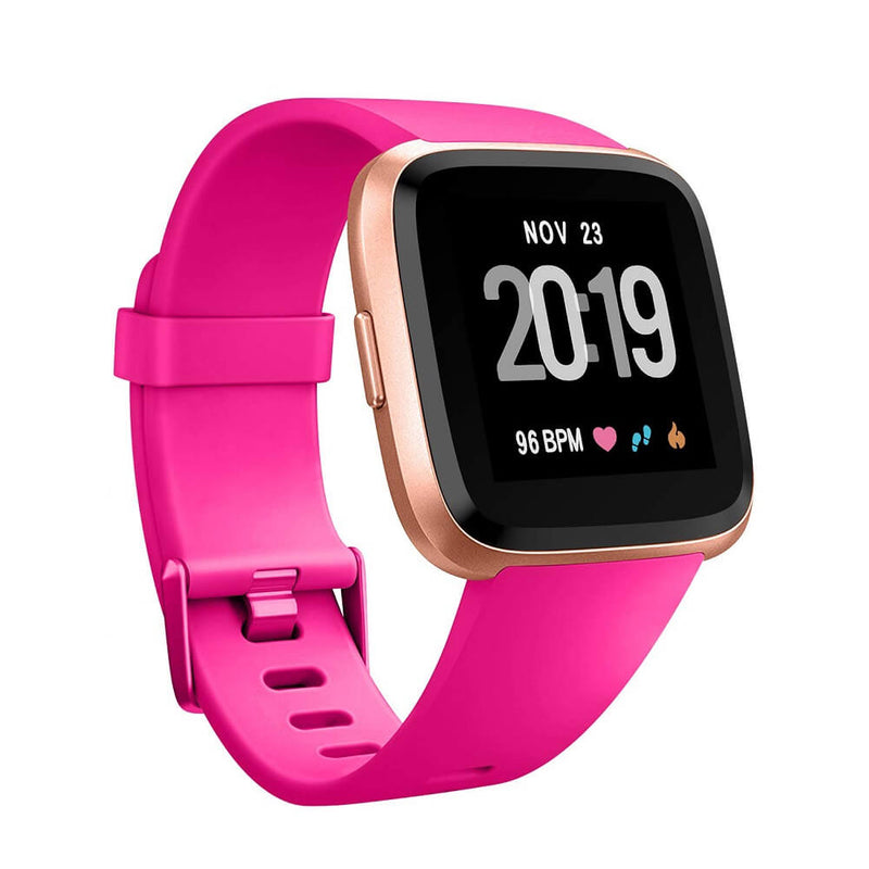 Silicone Sports Bands Replacement for Fitbit Versa 2 / Versa / Versa Lite - BandGet