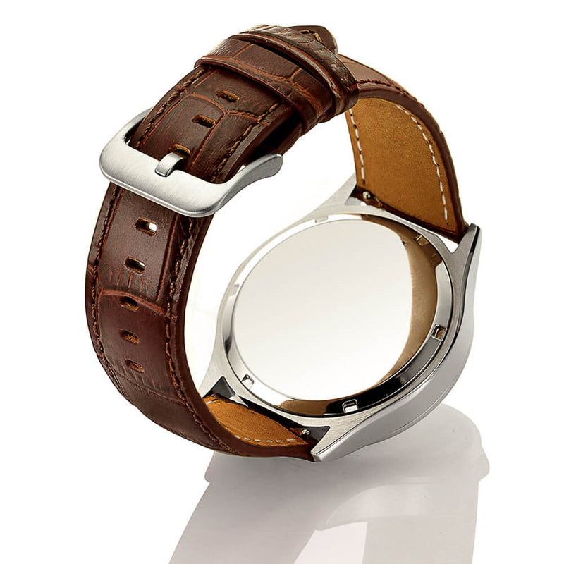 Classic Leather Wristbands for Samsung Gear S3 - BandGet