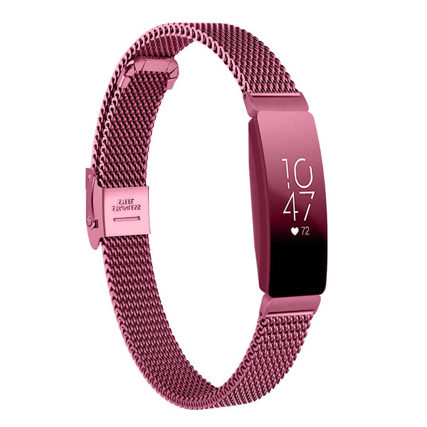 Stainless Steel Mesh Bands for Fitbit Inspire & Inspire HR - BandGet