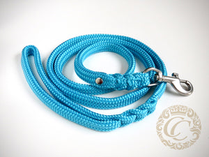 Dog leash for medium & large dogs Blue