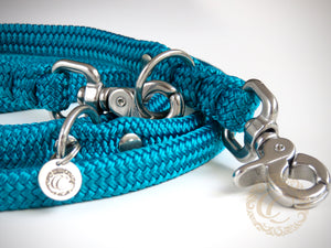 ADJUSTABLE dog leash - choose the color