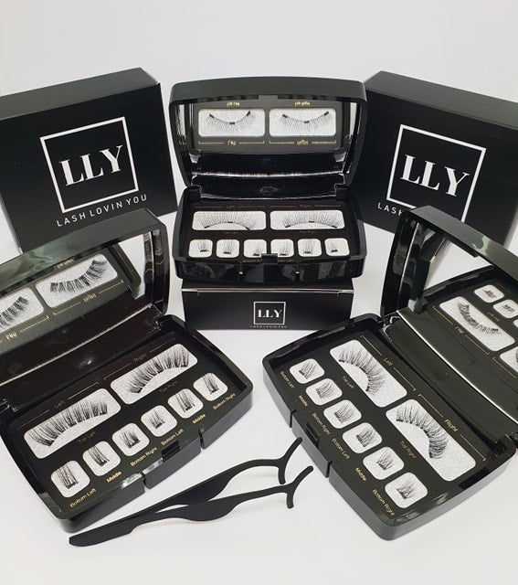 Magnetic Lashes LLY Family Pack