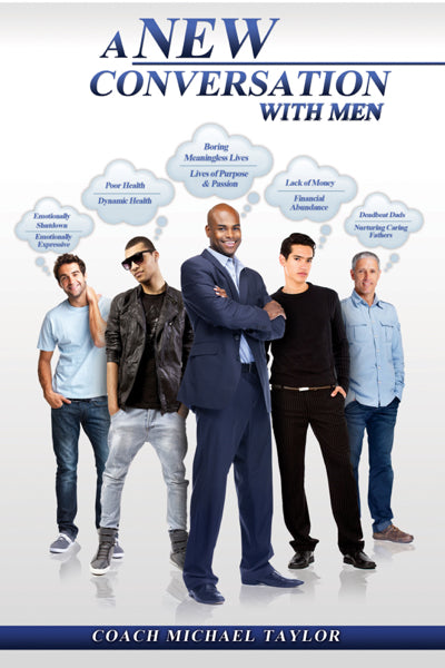 A New Conversation With Men ~ E-Book