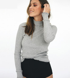 Women's Turtleneck Bodycon Sweater