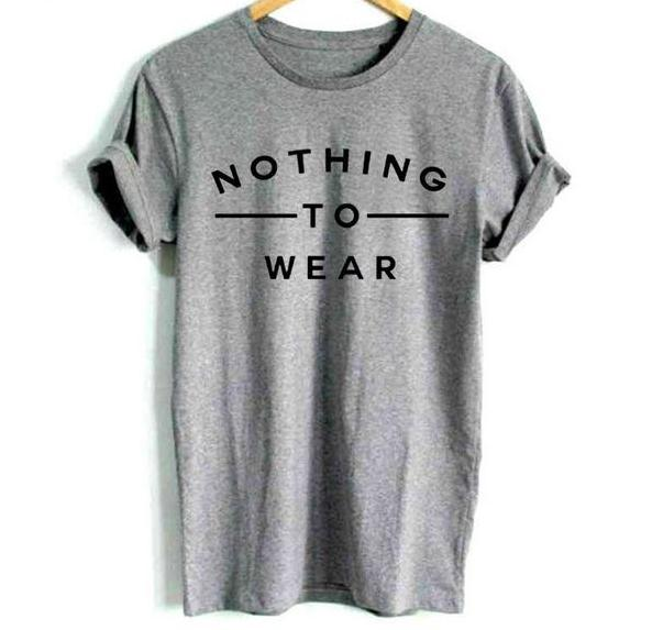 Women's Nothing To Wear T-Shirt-105 Hillside