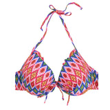 Women's Halter Push Up Bikini Top-105 Hillside