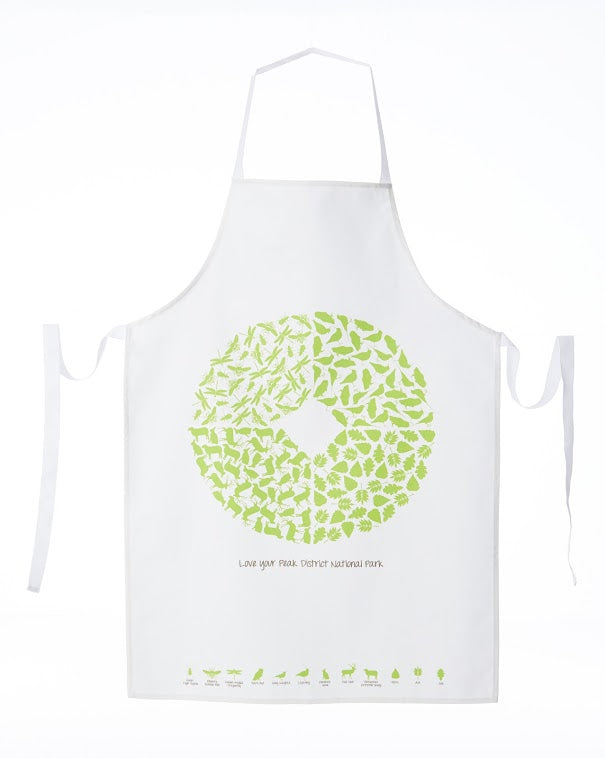 Peak District Special Qualities Apron