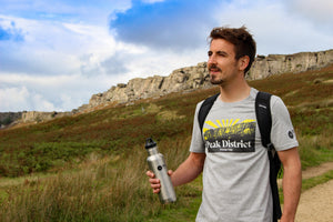 Stanage Sunrays T-shirt