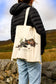 #PeakDistrictProud Cotton Tote Bag