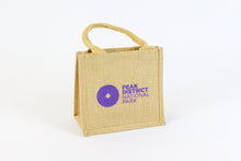 Load image into Gallery viewer, Peak District Mini Jute Bag
