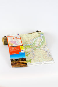 OS Explorer Map - OL1 Dark Peak Area
