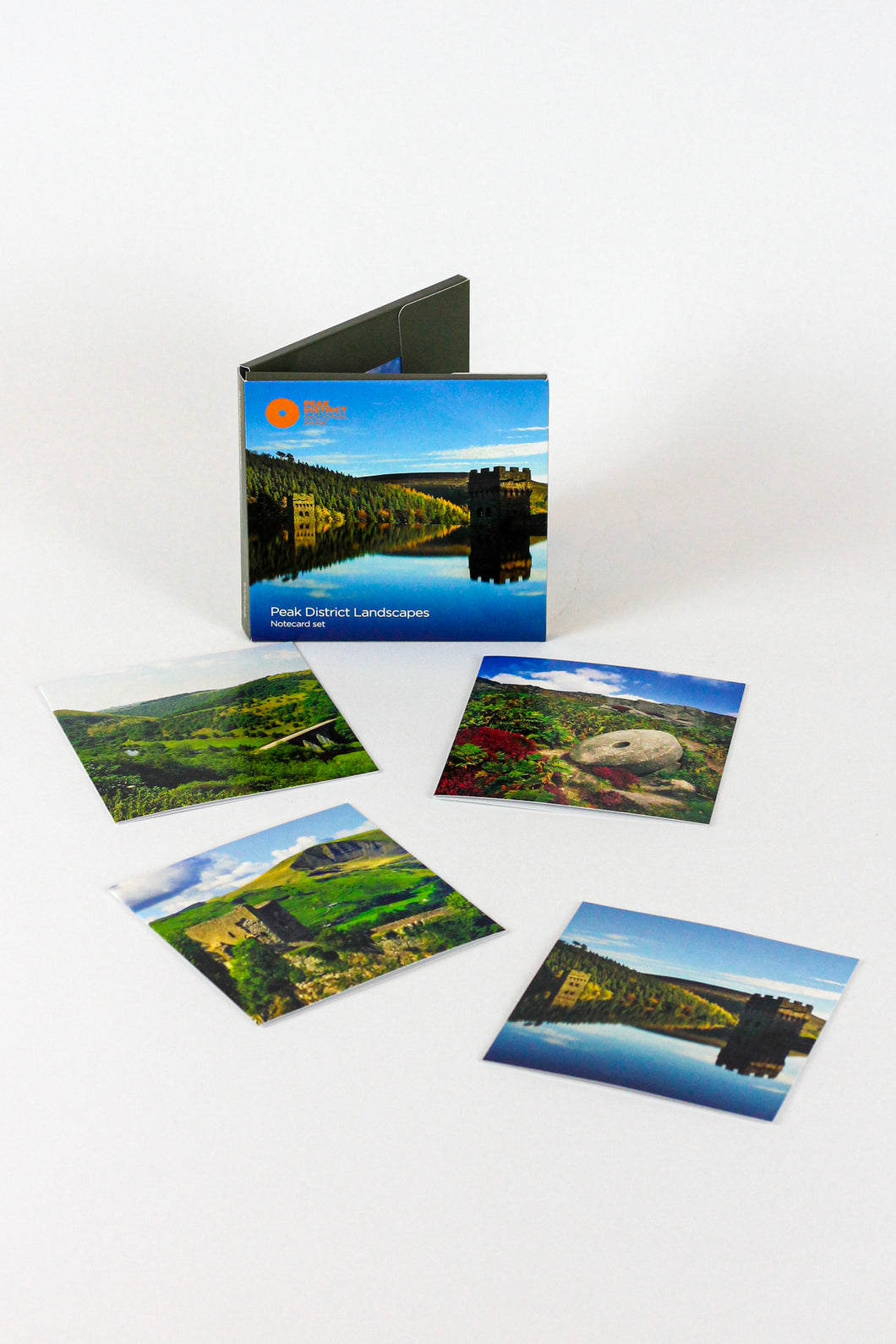 Peak District Landscapes Notecards
