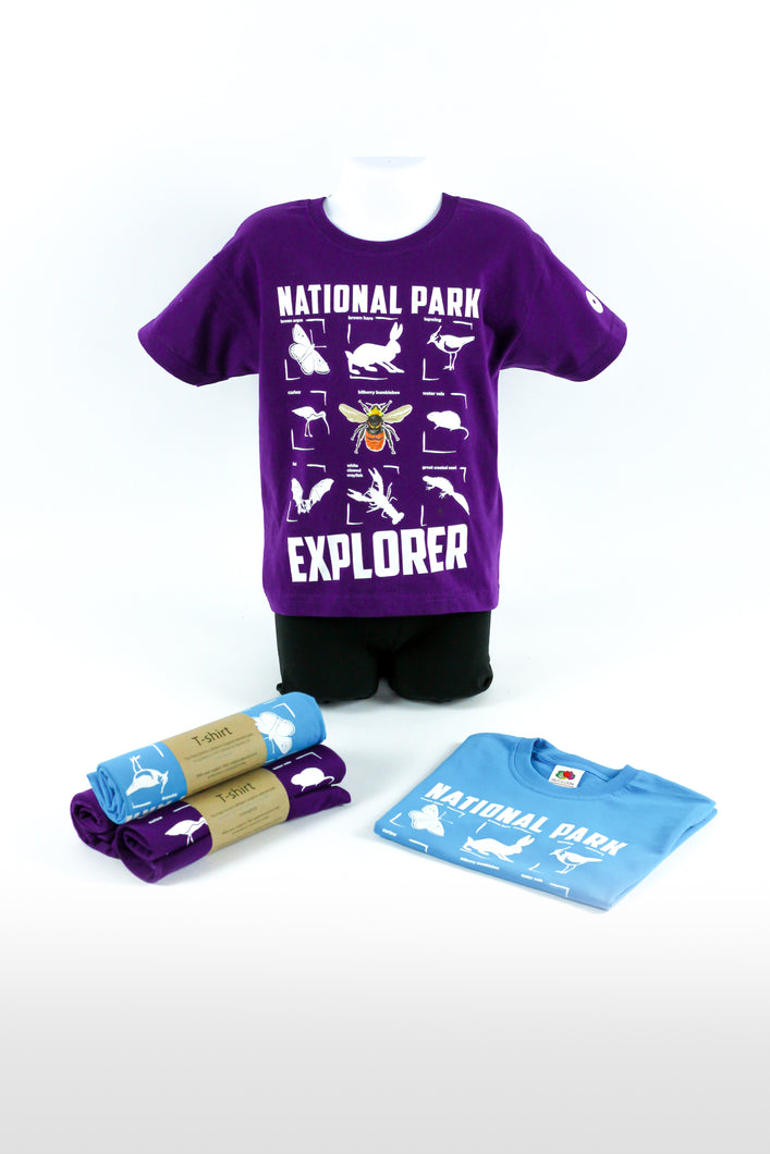 Children's Explorer T-shirt