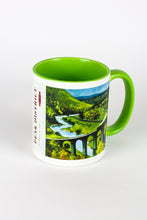 Load image into Gallery viewer, Monsal Head (Vintage Rail) Mug