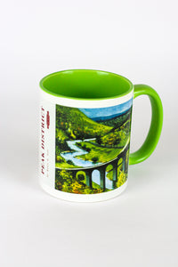 Monsal Head (Vintage Rail) Mug