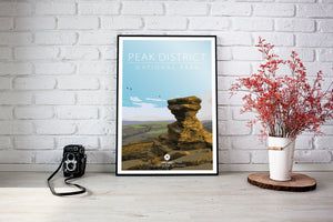 The Salt Cellar Wall Art - 70th Anniversary