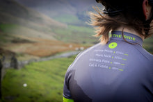 Load image into Gallery viewer, Peak District Ladies Cycle Jersey