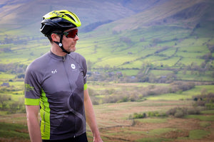 Peak District Men's Cycle Jersey