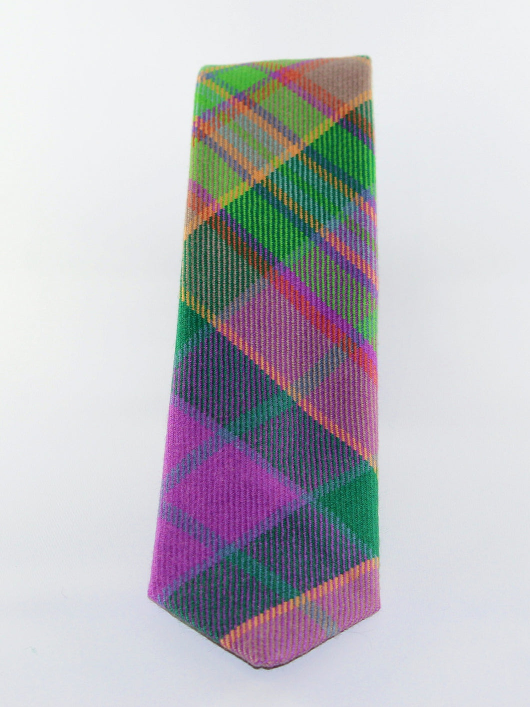 Peak District Tartan Tie