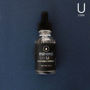 Mineral Facial Serum with Hyaluronic Acid