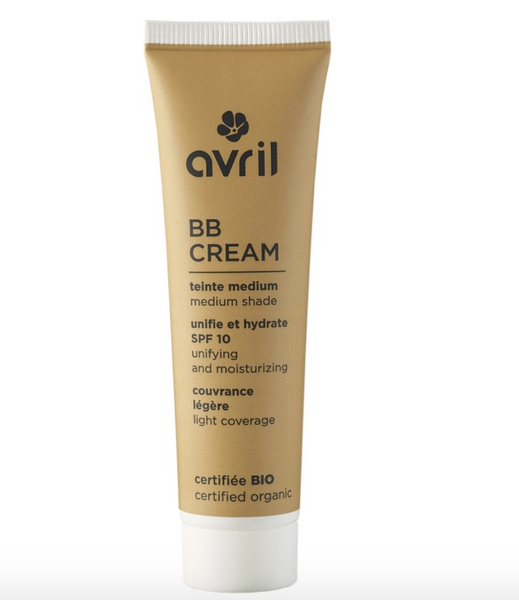 BB Cream MEDIUM Certificada Organica