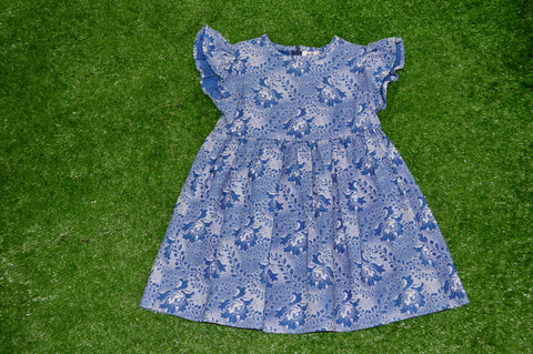 Colby flutter dress
