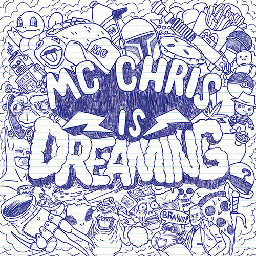 mc chris is dreaming vinyl record