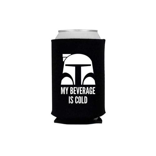 cold beverage koozie
