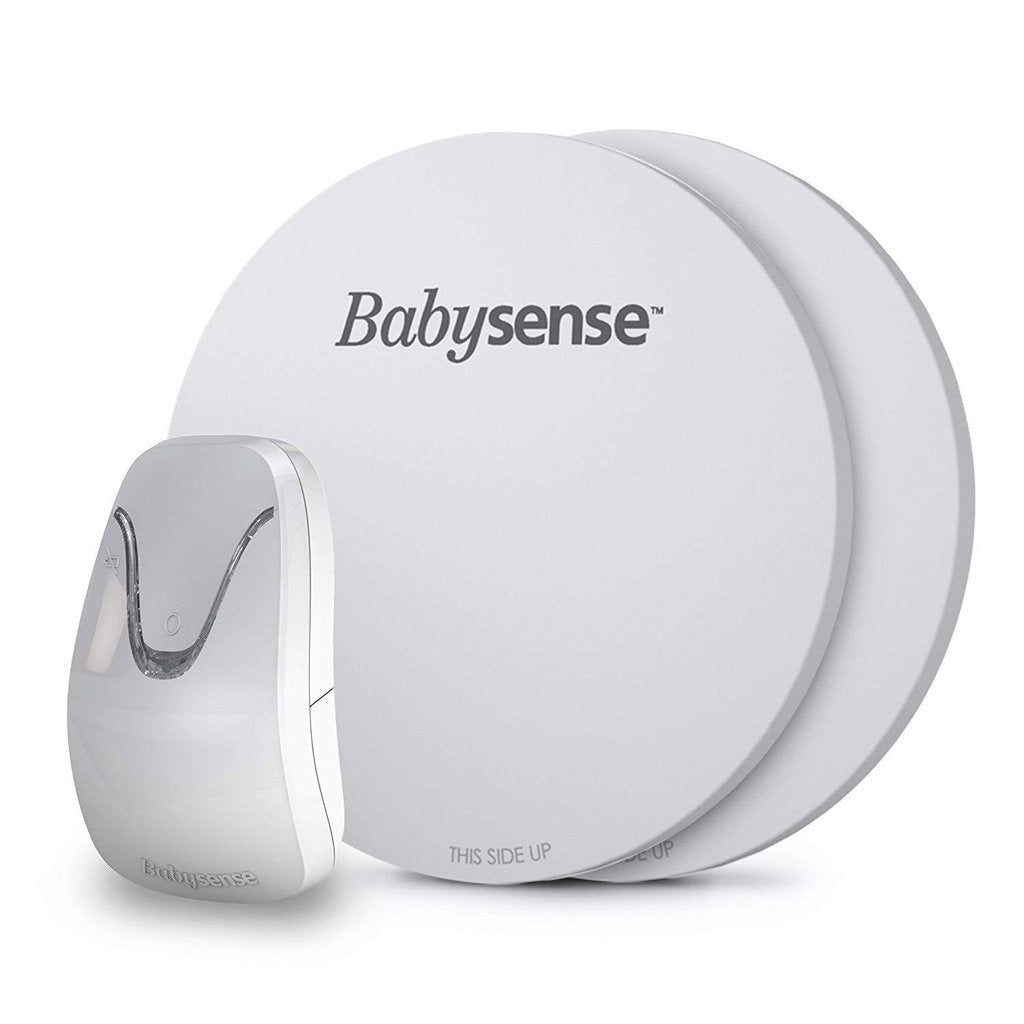 Oricom Babysense7 Breathing Movement Monitor & Secure850 Video Baby Monitor - Winkalotts