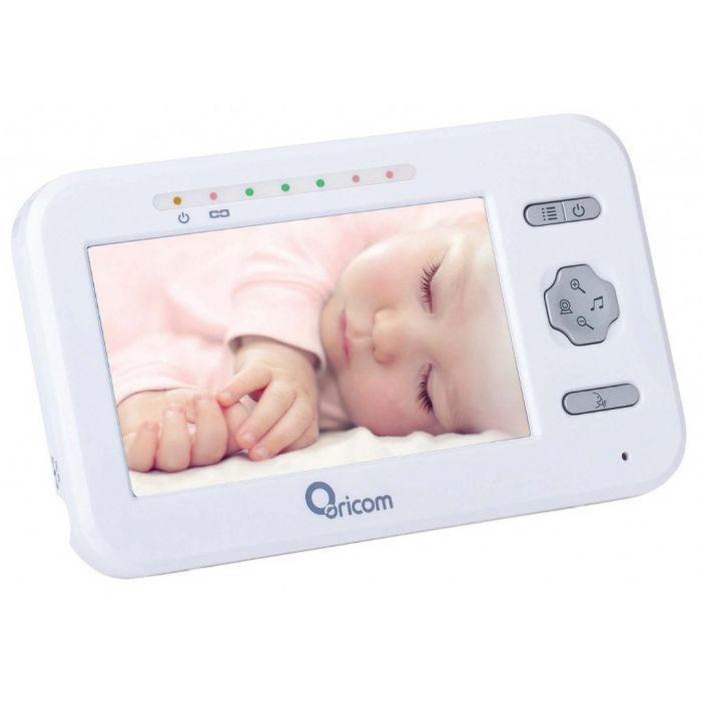 Oricom Secure850 Video Baby Monitor - Winkalotts