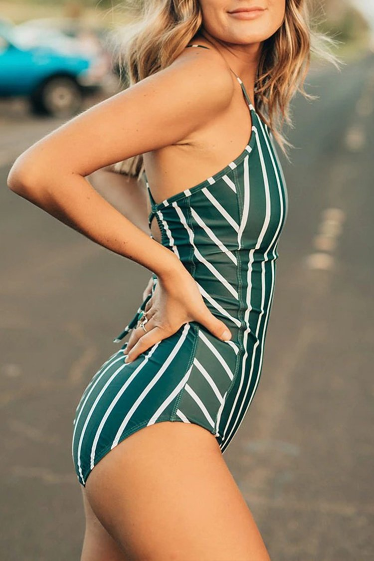 THE MEGAN ONE-PIECE SWIMSUIT