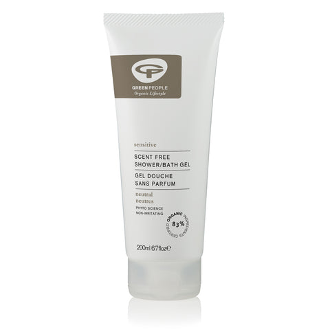 GEL DE DUCHA NEUTRO SIN PERFUME 200ML