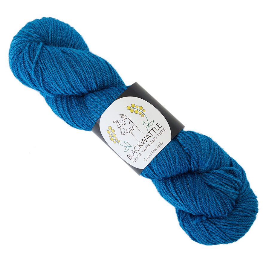 Blackwattle Alpaca Yarn 4ply