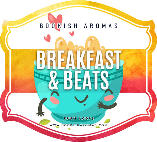 Breakfast & Beats PREORDER
