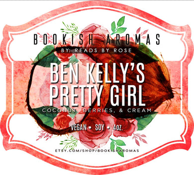 Ben Kelly's Pretty Girl: PREORDER