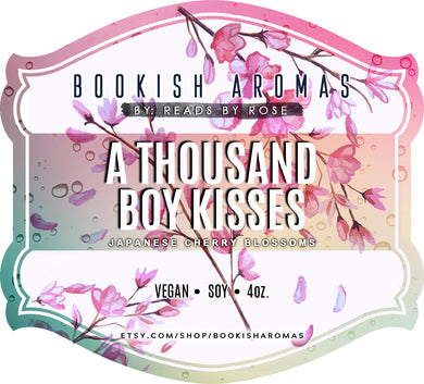 A Thousand Boy Kisses PREORDER