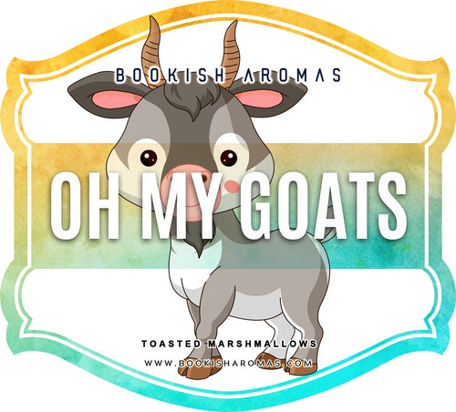 Oh My Goats! PREORDER