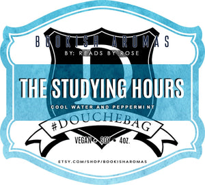The Studying Hours PREORDER