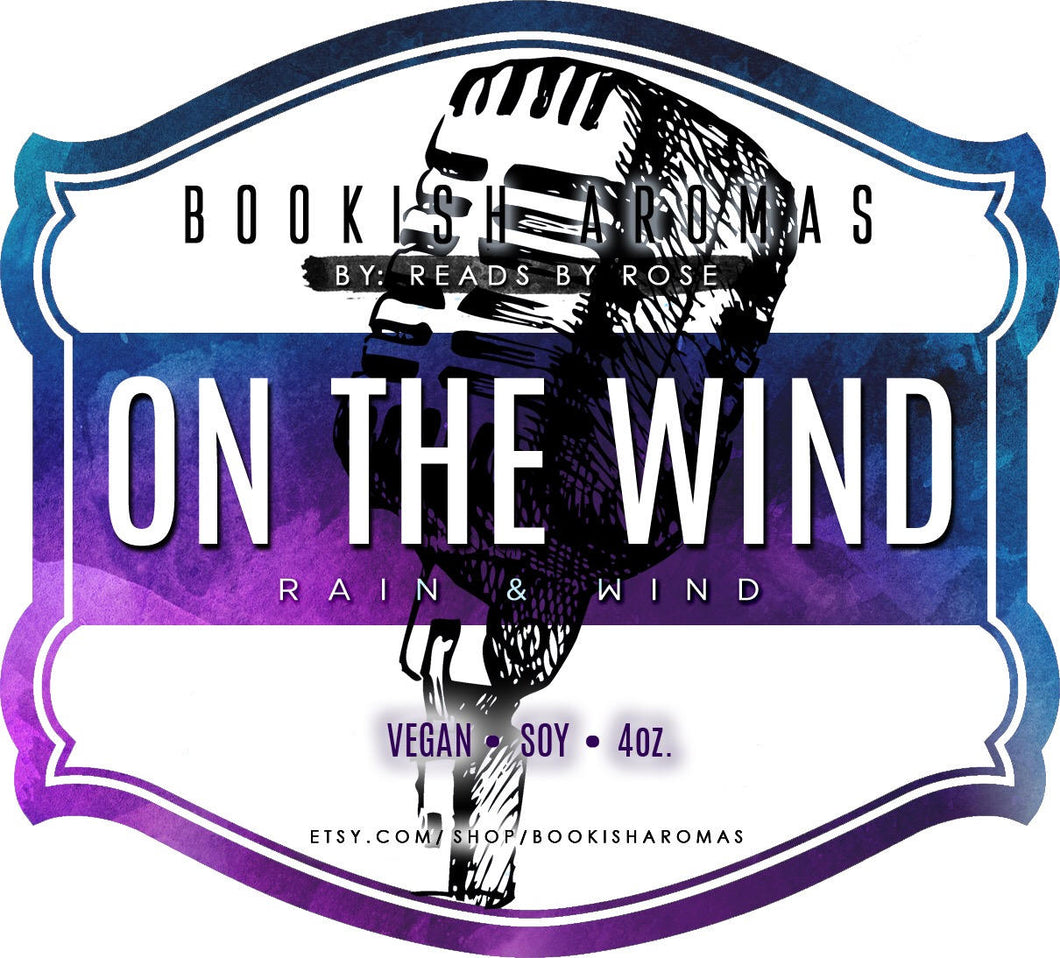 On The Wind PREORDER