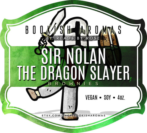 Sir Nolan The Dragon Slayer: PREORDER