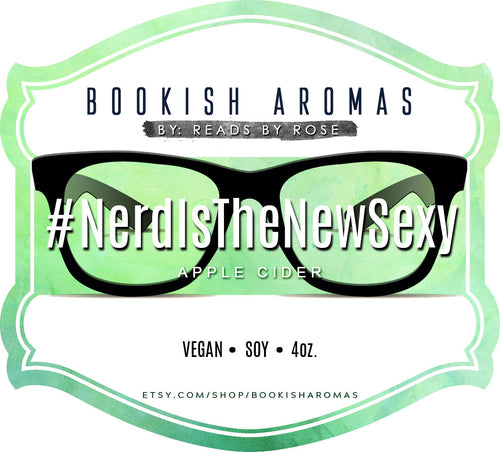 #Nerd Is The New Sexy: PREORDER