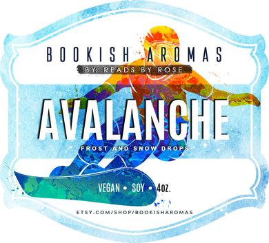 Avalanche: PREORDERS