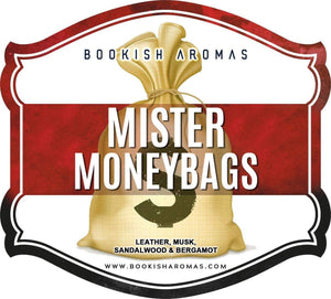 Mister Moneybags: PREORDER