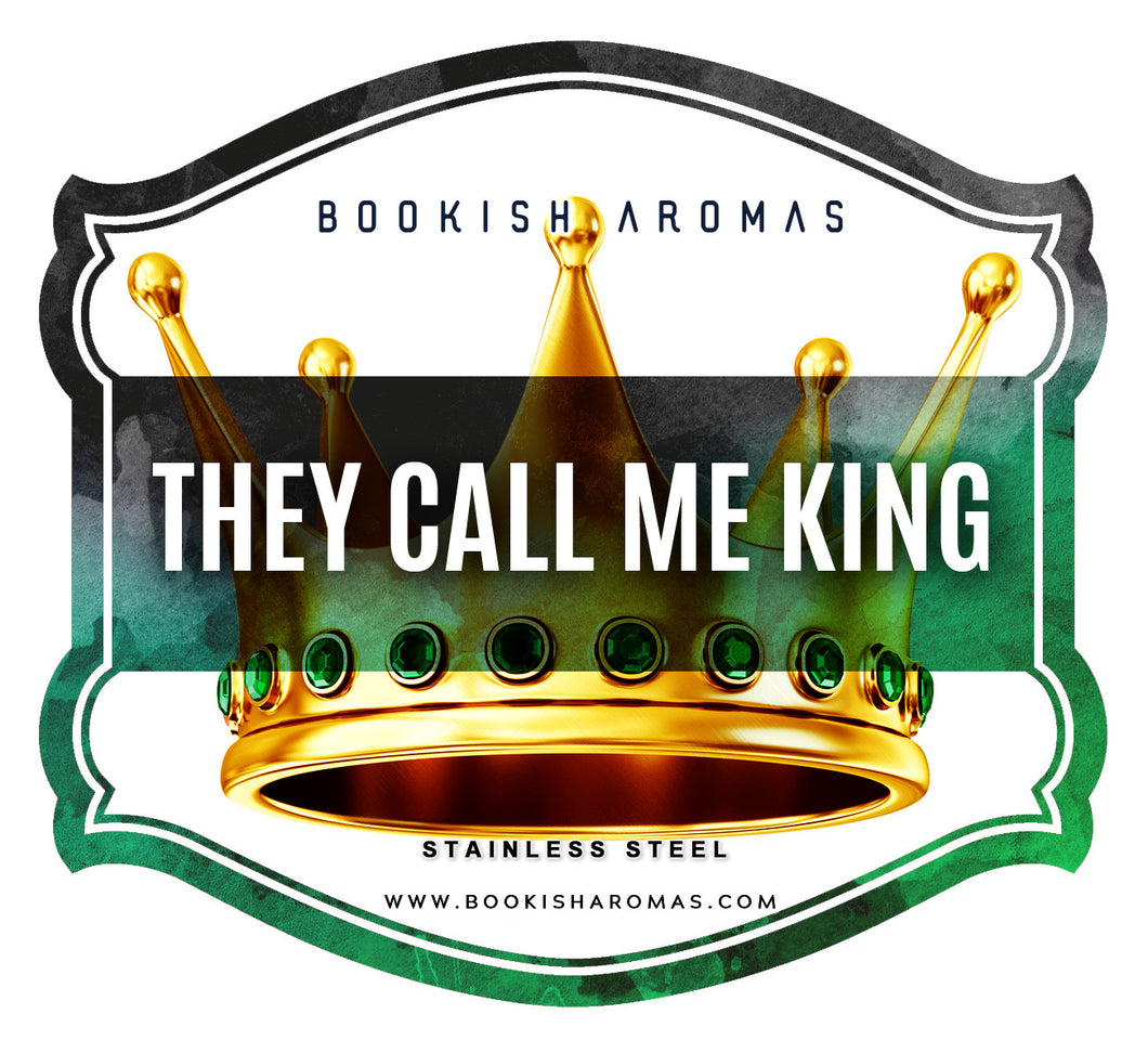 They Call Me King: PREORDER