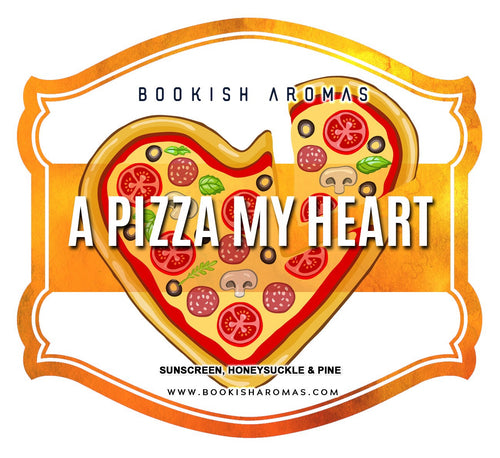A Pizza My Heart: PREORDER
