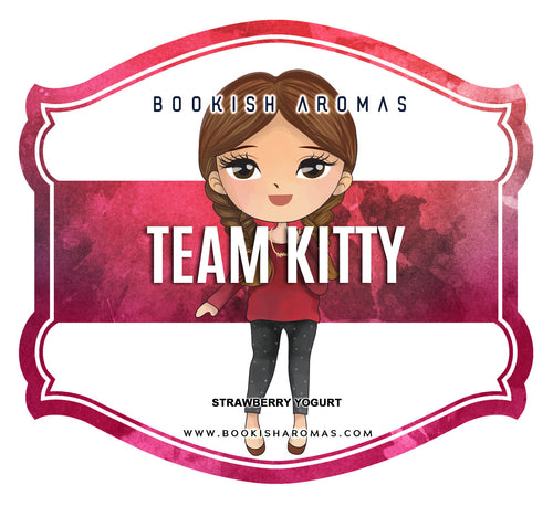 Team Kitty: PREORDER