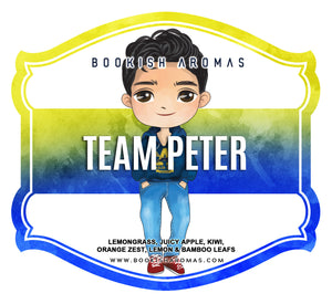 Team Peter: PREORDER