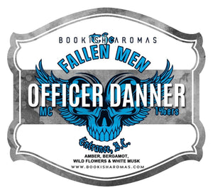 Officer Danner: PREORDER