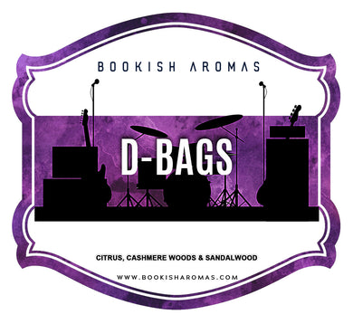 D-Bags: PREORDER